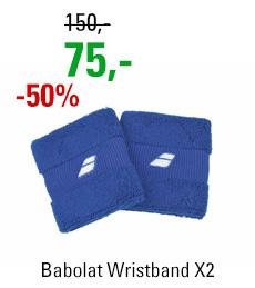 Babolat Wristband Standard X2 Navy Blue 2014