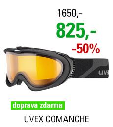 UVEX COMANCHE, black mat/lgl S5510924229