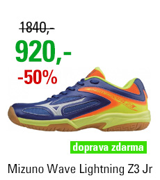 Mizuno Wave Lightning Z3 Jr V1GD170371