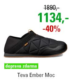 Teva Ember Moc 1018226 BLK