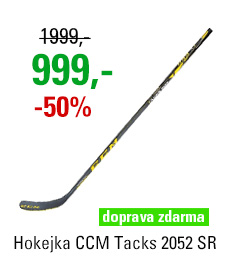 Hokejka CCM Tacks 2052 SR P29 Flex 85 Pravá