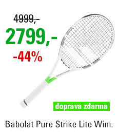 Babolat Pure Strike Lite Wimbledon 2018