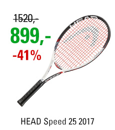 HEAD Speed 25 2017
