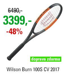 Wilson Burn 100S CV 2017
