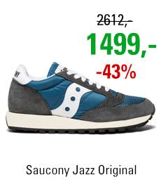 Saucony Jazz Original Vintage Castlerock/Teal