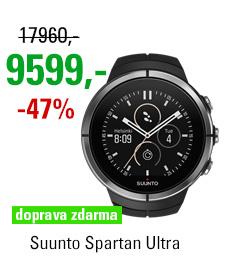Suunto Spartan Ultra Black