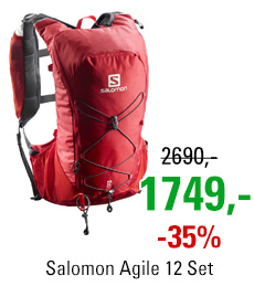 Salomon Agile 12 Set 401635