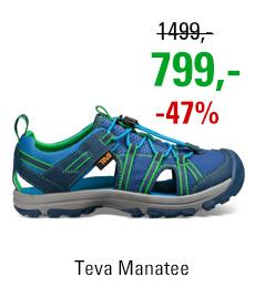 Teva Manatee 1019403C NAVY