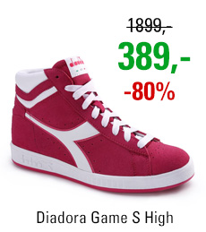 Diadora Game S High 159555-C5285