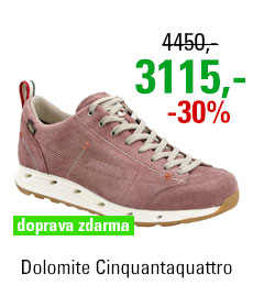 Dolomite Cinquantaquattro Surround Dusty Rose