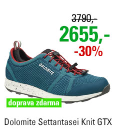 Dolomite Settantasei Knit GTX Light Blue