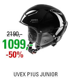 UVEX P1US JUNIOR black S566180200 16/17