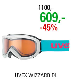 UVEX WIZZARD DL white/lg clear S5538120122 15/16