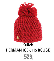 Kulich ICE 8115 ROUGE
