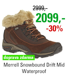 Merrell Snowbound Drift Mid WTPF 21156