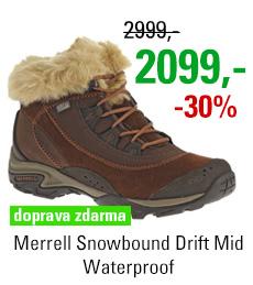 Merrell Snowbound Drift Mid WTPF 21156