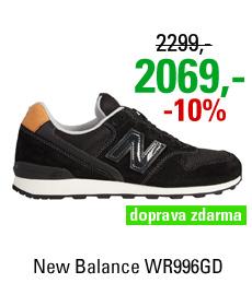 New Balance WR996GD D - široká