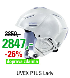 UVEX P1US Lady, white skyfall S566179100