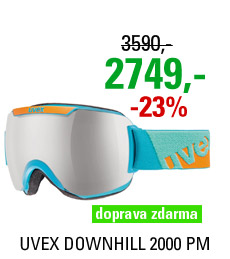 UVEX DOWNHILL 2000 PM, indigo/PM S5501144621