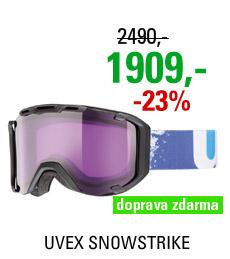 UVEX SNOWSTRIKE, black mat/psycho S5504272224