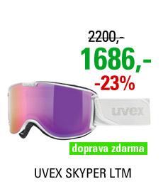 UVEX SKYPER LTM, white mat/ltm pink S5504211026