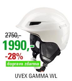 UVEX GAMMA WL, white-pearlescent S566190120