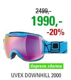 UVEX DOWNHILL 2000, cyan/ltm pink S5501094126