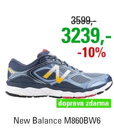 New Balance M860BW6