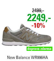 New Balance WR996HA - šířka D