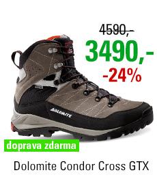 Dolomite Condor Cross GTX Grey/Black