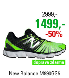 New Balance 2E M890GG5