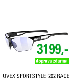 UVEX SGL 202 RACE VARIO, BLACK/BLUE