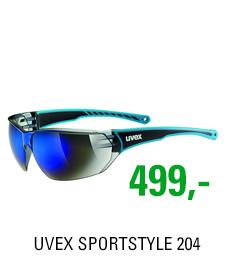 UVEX SGL 204, BLUE/BLUE