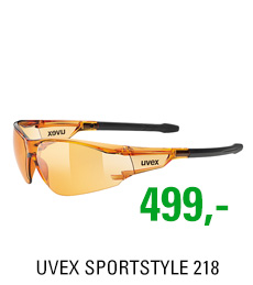 UVEX SPORTSTYLE 218 ORANGE