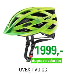 UVEX I-VO CC, GREEN-LEMON MAT