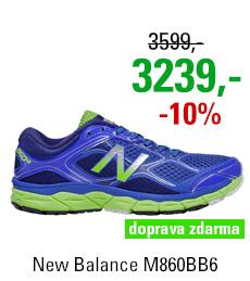 New Balance M860BB6