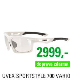 UVEX SGL 700 VARIO, WHITE