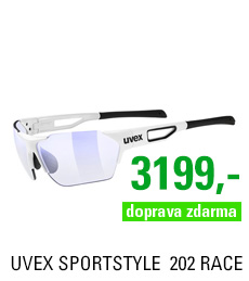 UVEX SGL 202 SMALL RACE VARIO, WHITE/BLUE