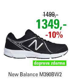 New Balance M390BW2 - šířka 2E