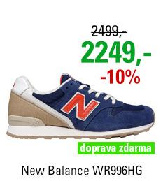 New Balance WR996HG - šířka D