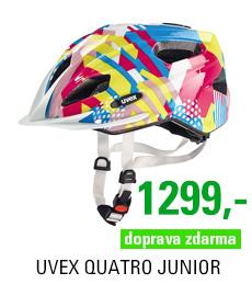 UVEX QUATRO JUNIOR, CANDY 2016