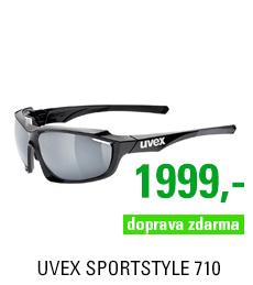 UVEX SGL 710, BLACK MAT