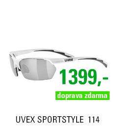 UVEX SGL 114, WHITE