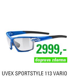 UVEX SGL 113 VARIO, BLUE