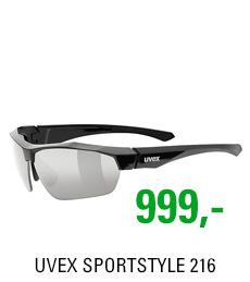 UVEX SGL 216 BLACK