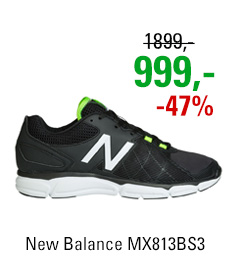 New Balance MX813BS3