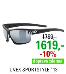UVEX SGL 113, BLACK
