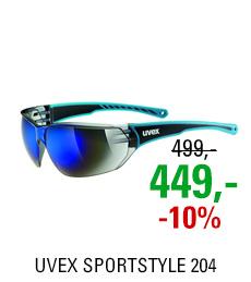 UVEX SGL 109, BLACK MAT SILVER