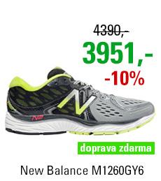 New Balance M1260GY6 - šířka 2E