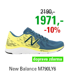 New Balance M790LY6 - šířka 2E